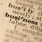 the word business